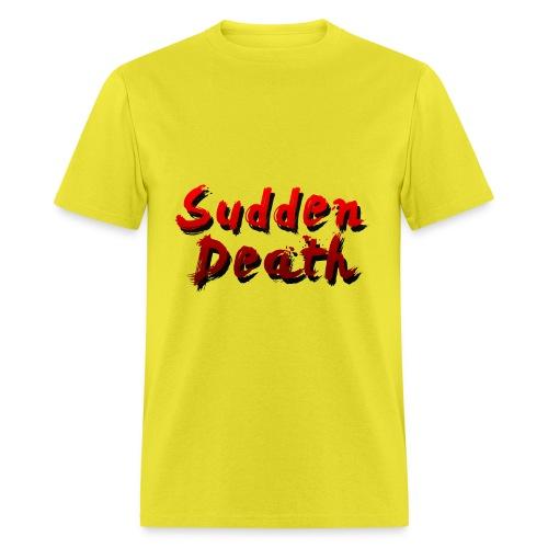 SuddenDeath - Men's T-Shirt
