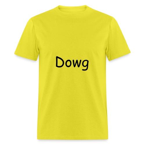 Basic Dowg - Men's T-Shirt