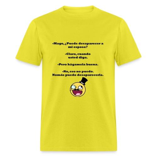 hagamela buena - Men's T-Shirt