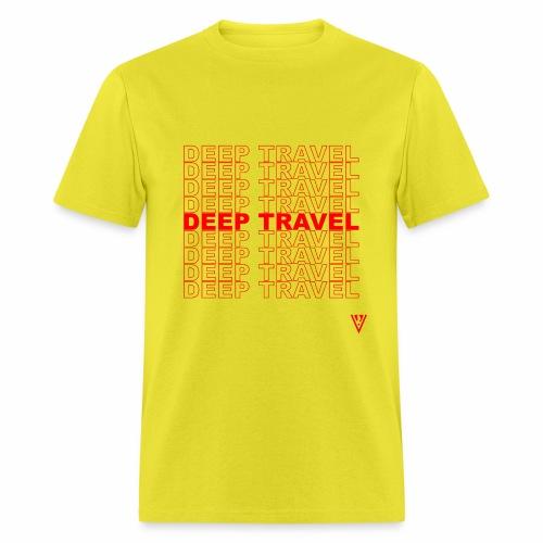 DEEP TRAVEL - Men's T-Shirt