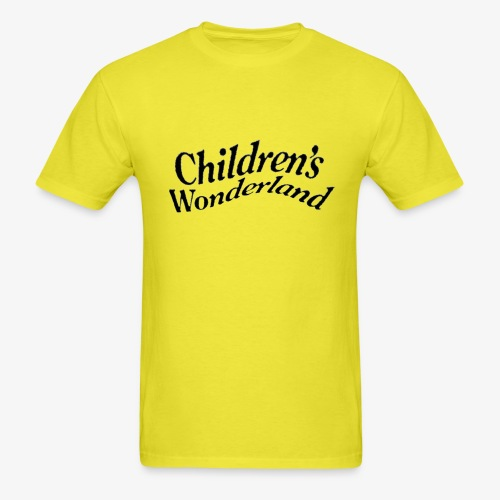 Children's Wonderland - Men's T-Shirt