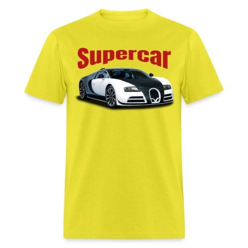 Supercar - Men's T-Shirt