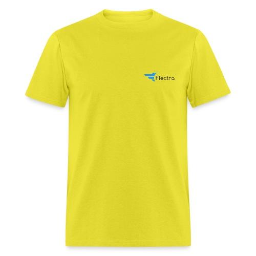 Flectra Official Logo Merchandise - Men's T-Shirt