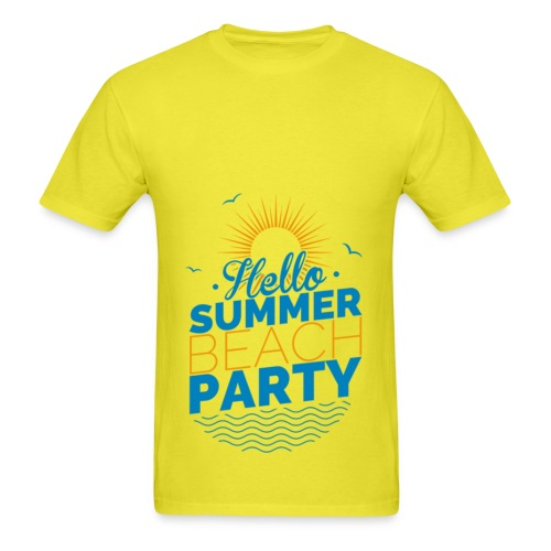 Summer party collection - Men's T-Shirt
