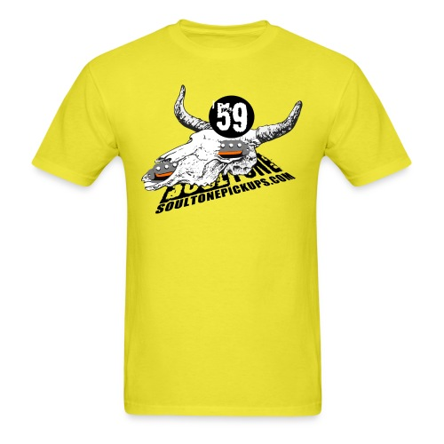 59 Texas Blues - Men's T-Shirt