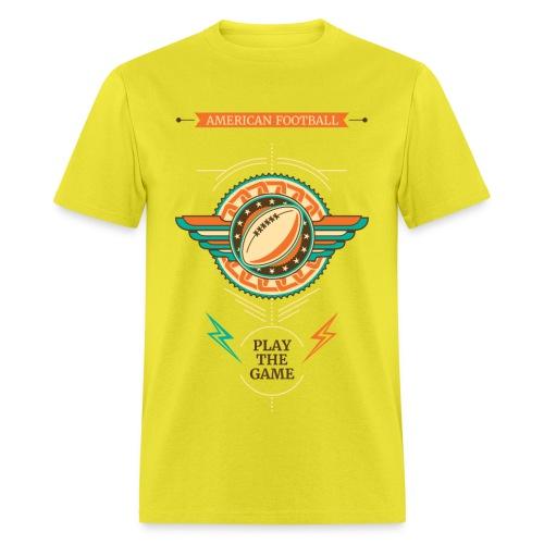 American Football - Men's T-Shirt