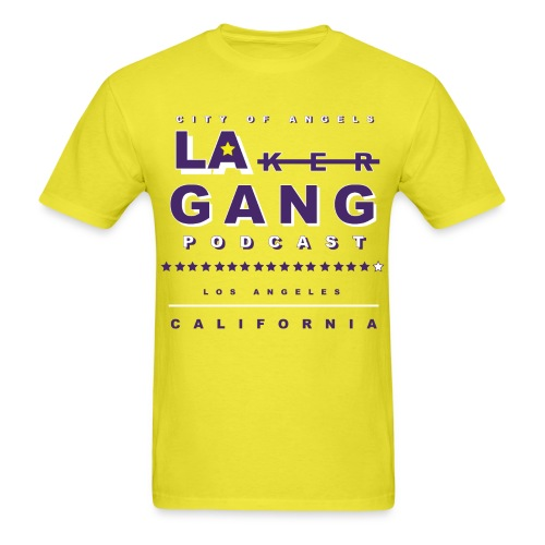 GangPodPurp - Men's T-Shirt