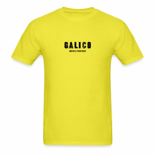 Galico New Logo Design - Men's T-Shirt