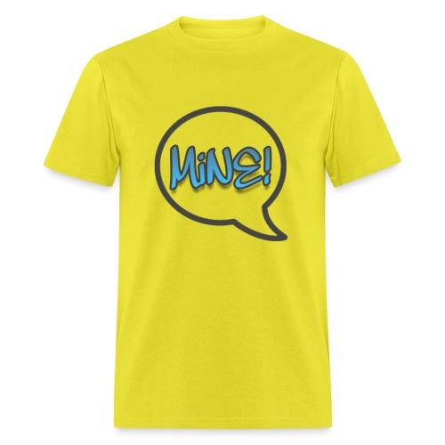 Couples Mine Merchandise for Men - Men's T-Shirt