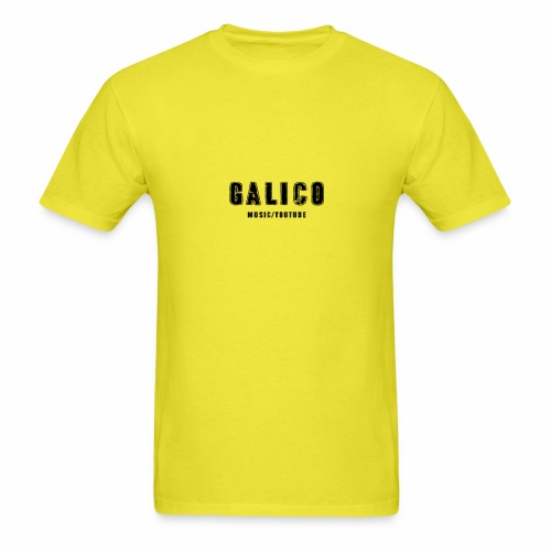 Galico New Logo Design - Men's T-Shirt