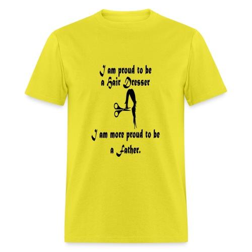 Hair Dresser Father - Men's T-Shirt