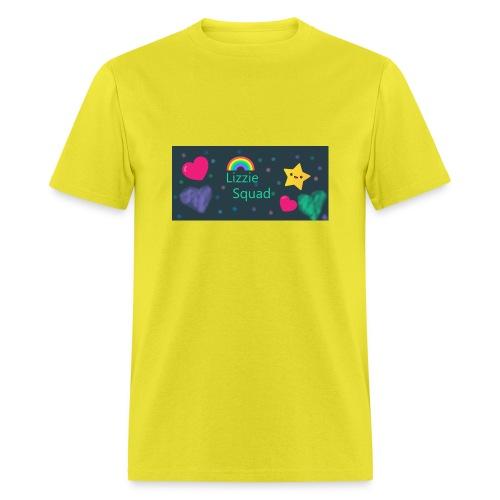 Lizzie Squad - Men's T-Shirt