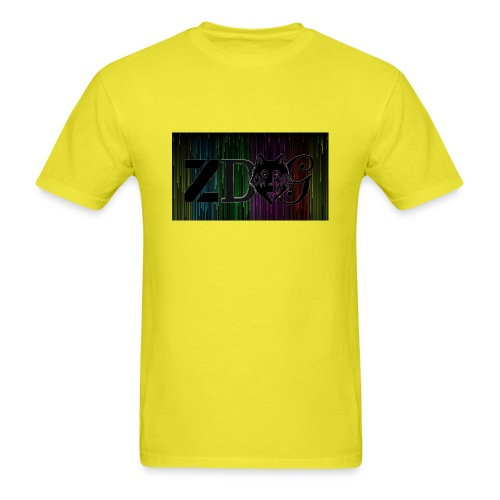 ZDOG upgraded verison - Men's T-Shirt