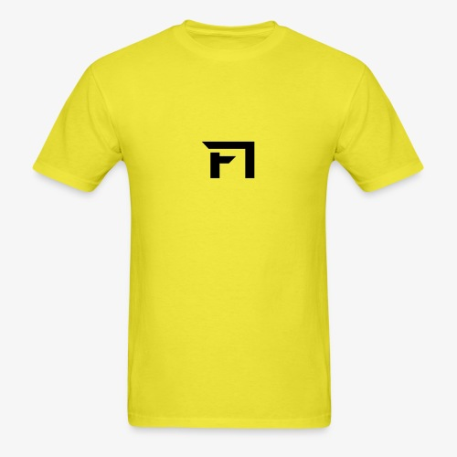 f1 black - Men's T-Shirt