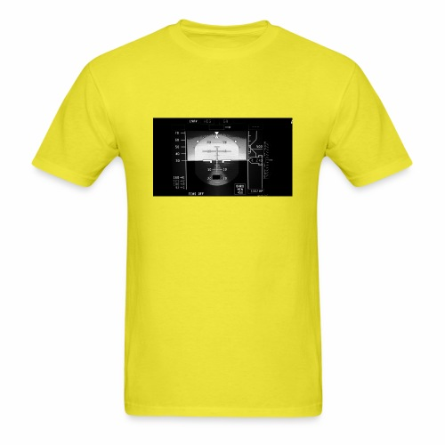 Aircraft Instrument - Men's T-Shirt