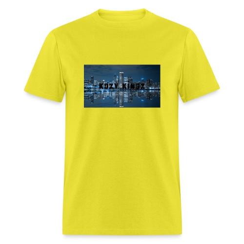 Kozy Kings - Men's T-Shirt