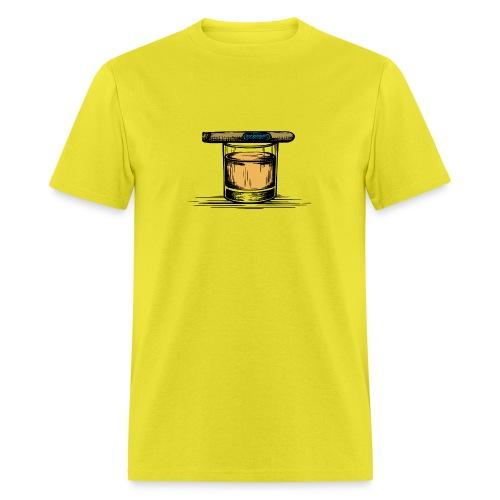 SD Glass - Men's T-Shirt