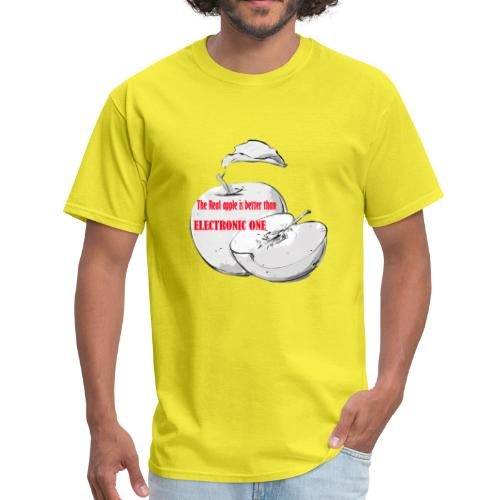 APPLE - Men's T-Shirt