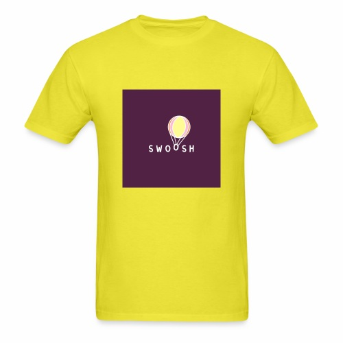 merakigraphics Swoosh design - Men's T-Shirt