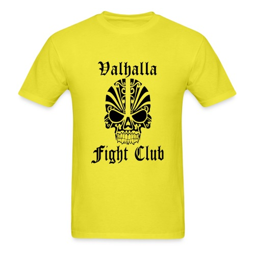 Valhalla Fight Club - Men's T-Shirt