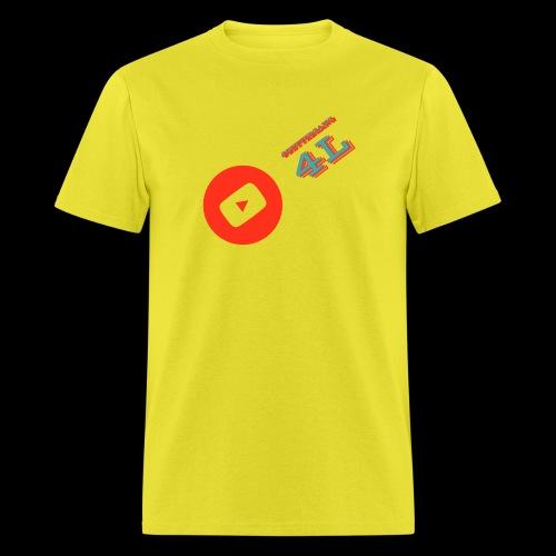 Sideways 4L - Men's T-Shirt