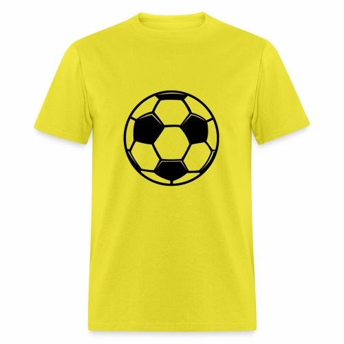 soccer zai - Men's T-Shirt