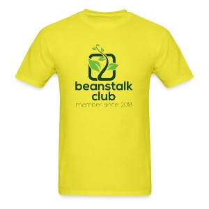 Beanstalk Club - Men's T-Shirt