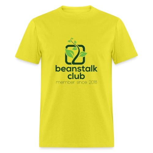Beanstalk Club - Men's T-Shirt