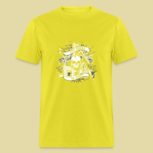 hoh_tshirt_skullhouse - Men's T-Shirt