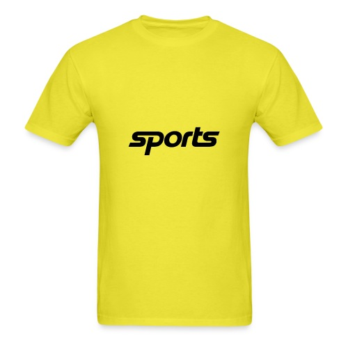 Sports baseball tee - Men's T-Shirt
