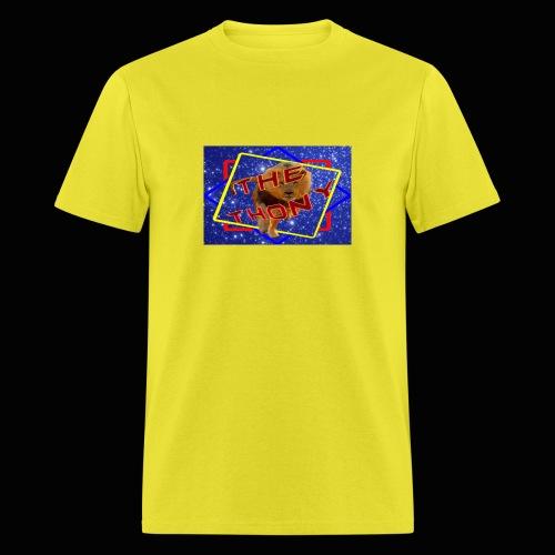 Logo thony king - Men's T-Shirt