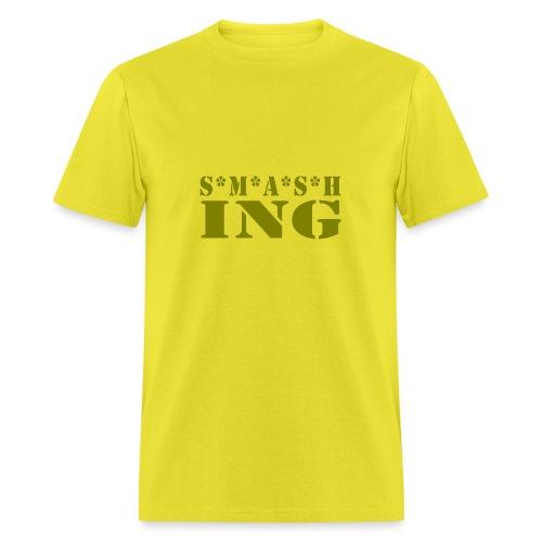 SMASHing - Men's T-Shirt