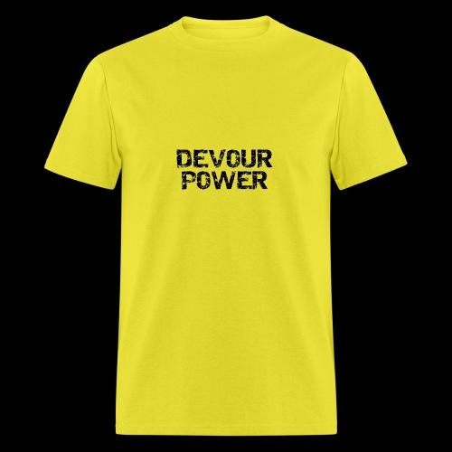 DevourLogo - Men's T-Shirt