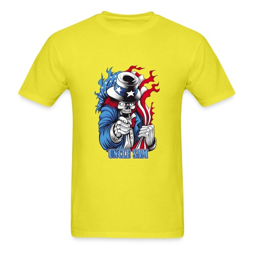 Uncle Sam (united state) - Men's T-Shirt