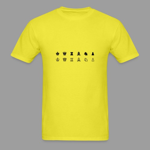 chess - Men's T-Shirt