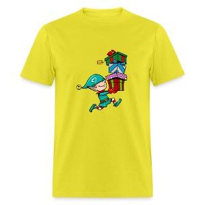 Premium Design Elf - Men's T-Shirt