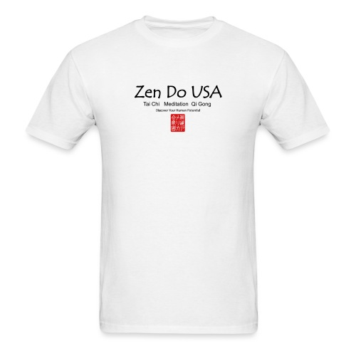 Zen Do USA - Men's T-Shirt