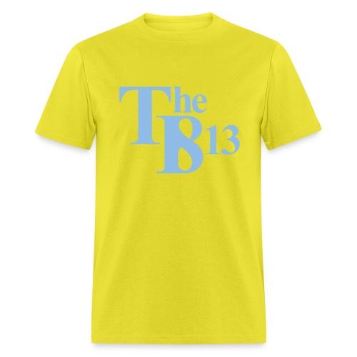 TBisthe813 Columbia Blue - Men's T-Shirt