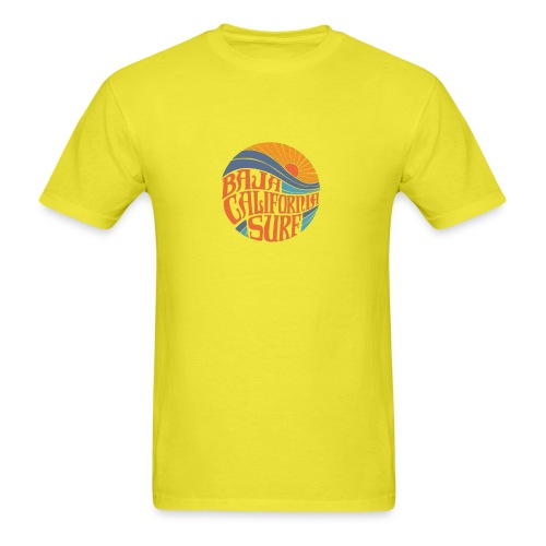 Baja California Surf New - Men's T-Shirt
