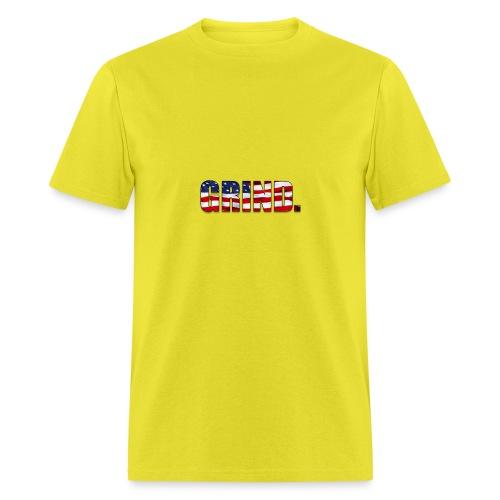 GRIND FLag - Men's T-Shirt