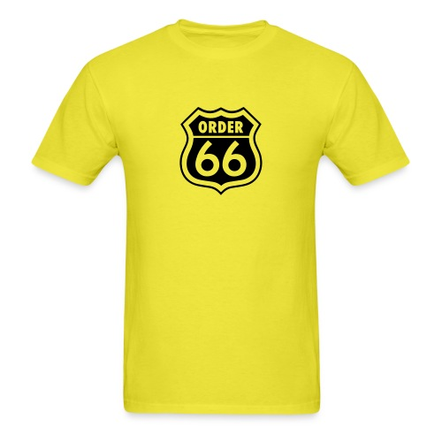 Order 66 - Men's T-Shirt
