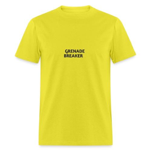 Grenade tank top - Men's T-Shirt