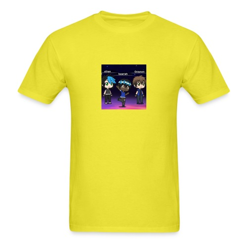 gray,lazariah, ethan - Men's T-Shirt