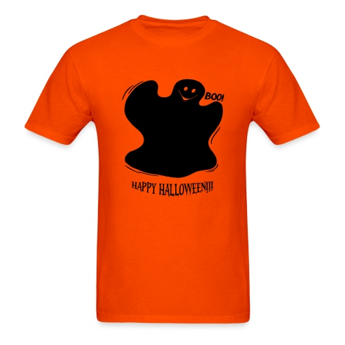 Boo! Ghost - Men's T-Shirt