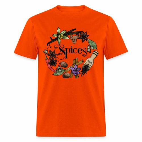 Spices - Men's T-Shirt