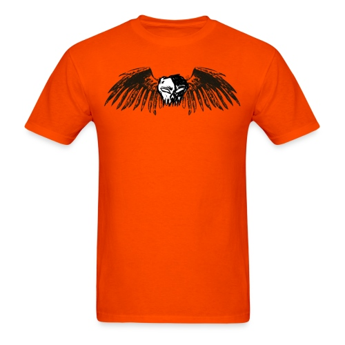 Wings of Death - Men's T-Shirt