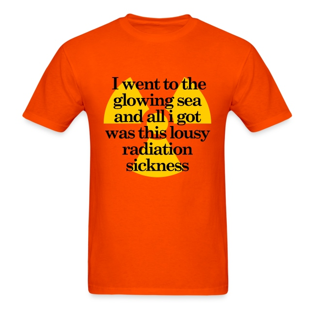 Fallout Glowing Sea T