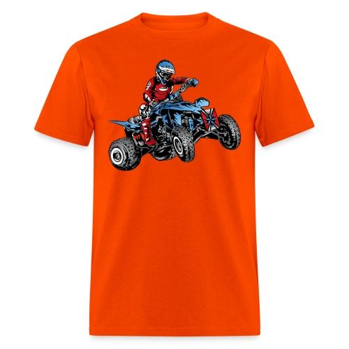 Yamaha ATV Shirt - Men's T-Shirt