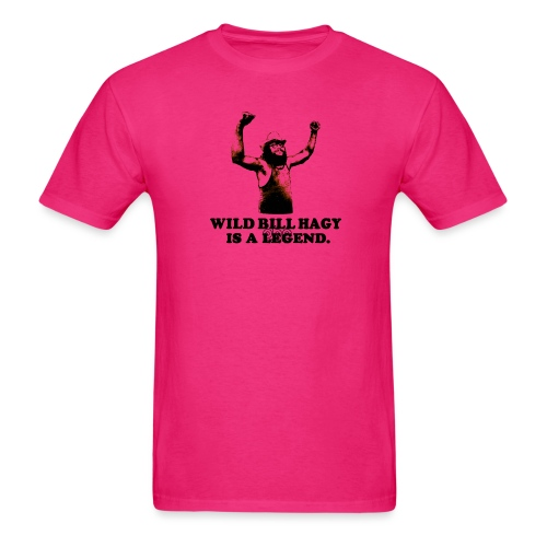 wild bill legend - Men's T-Shirt