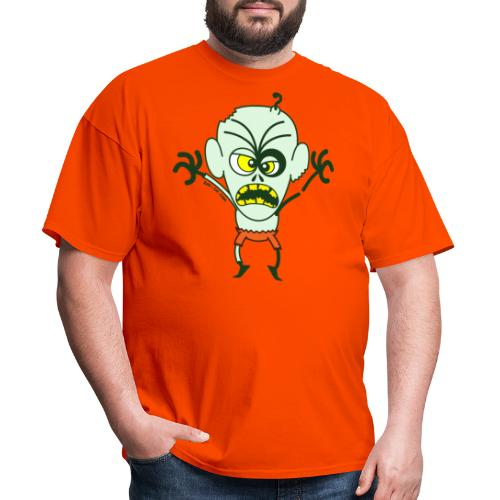 Scary Halloween Zombie - Men's T-Shirt